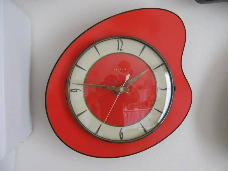 Horloges & Reveils fifties - 1950's clocks - Page 3 12313610