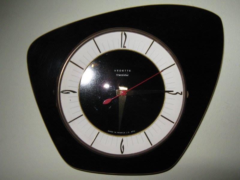 Horloges & Reveils fifties - 1950's clocks - Page 3 12313612