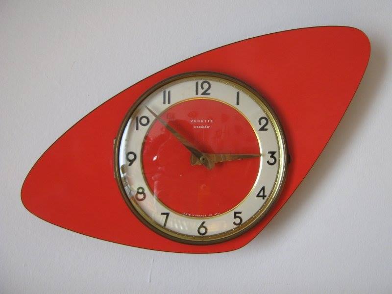 Horloges & Reveils fifties - 1950's clocks - Page 3 12313710
