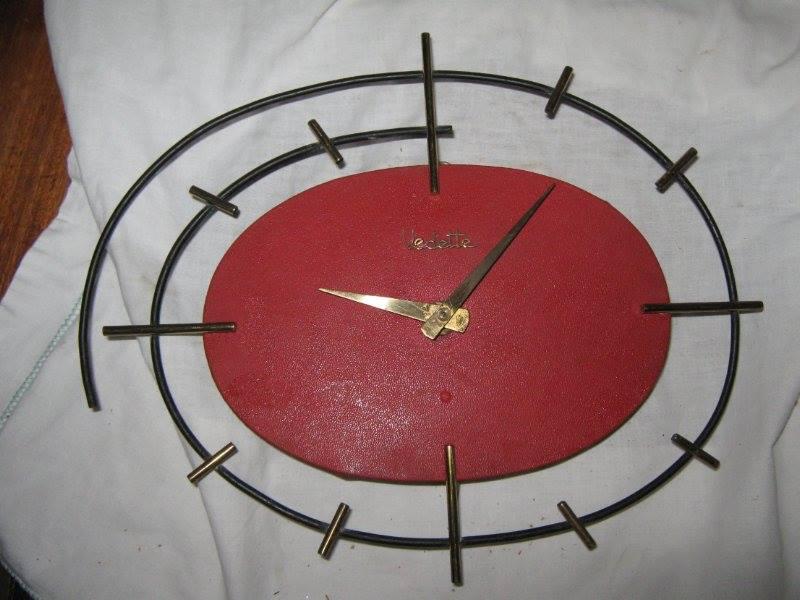 Horloges & Reveils fifties - 1950's clocks - Page 3 12313711