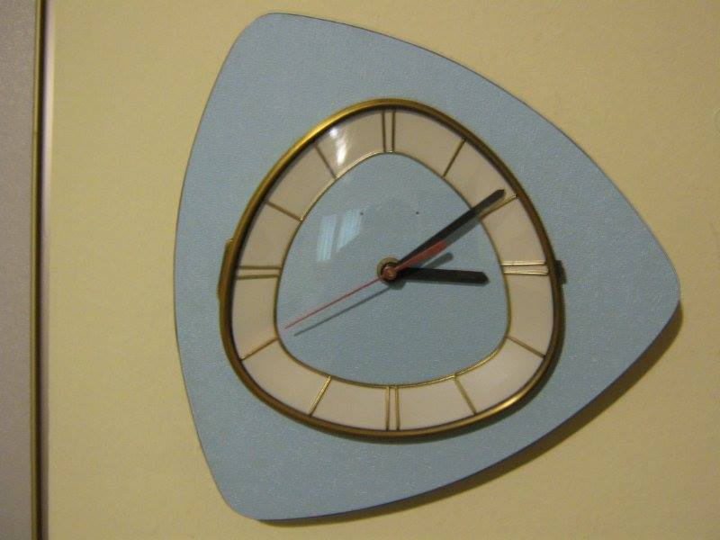 Horloges & Reveils fifties - 1950's clocks - Page 3 12313810