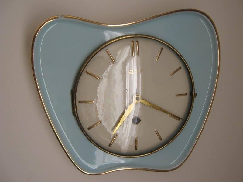 Horloges & Reveils fifties - 1950's clocks - Page 3 12313811