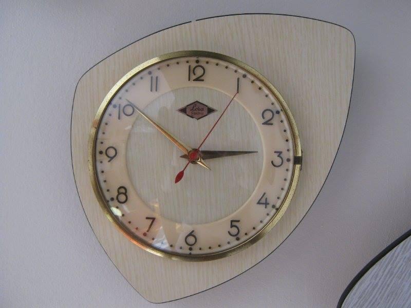 Horloges & Reveils fifties - 1950's clocks - Page 3 12313910
