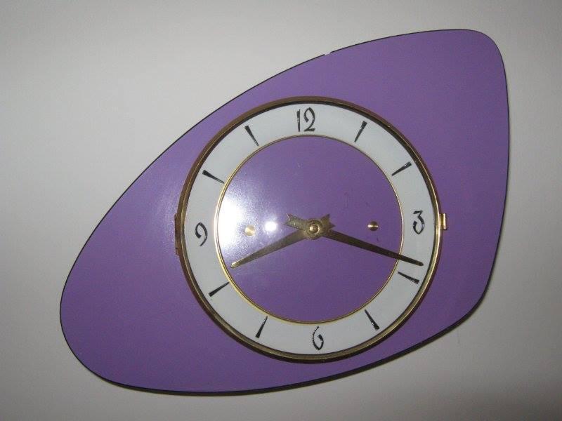 Horloges & Reveils fifties - 1950's clocks - Page 3 12314010