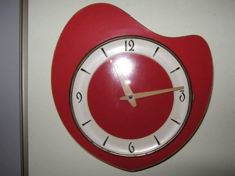 Horloges & Reveils fifties - 1950's clocks - Page 3 12314012