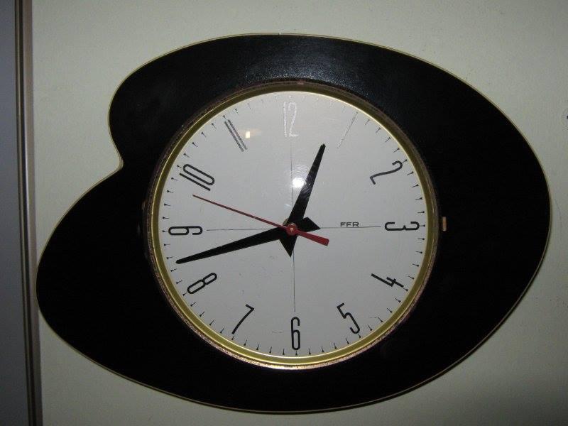 Horloges & Reveils fifties - 1950's clocks - Page 3 12314111