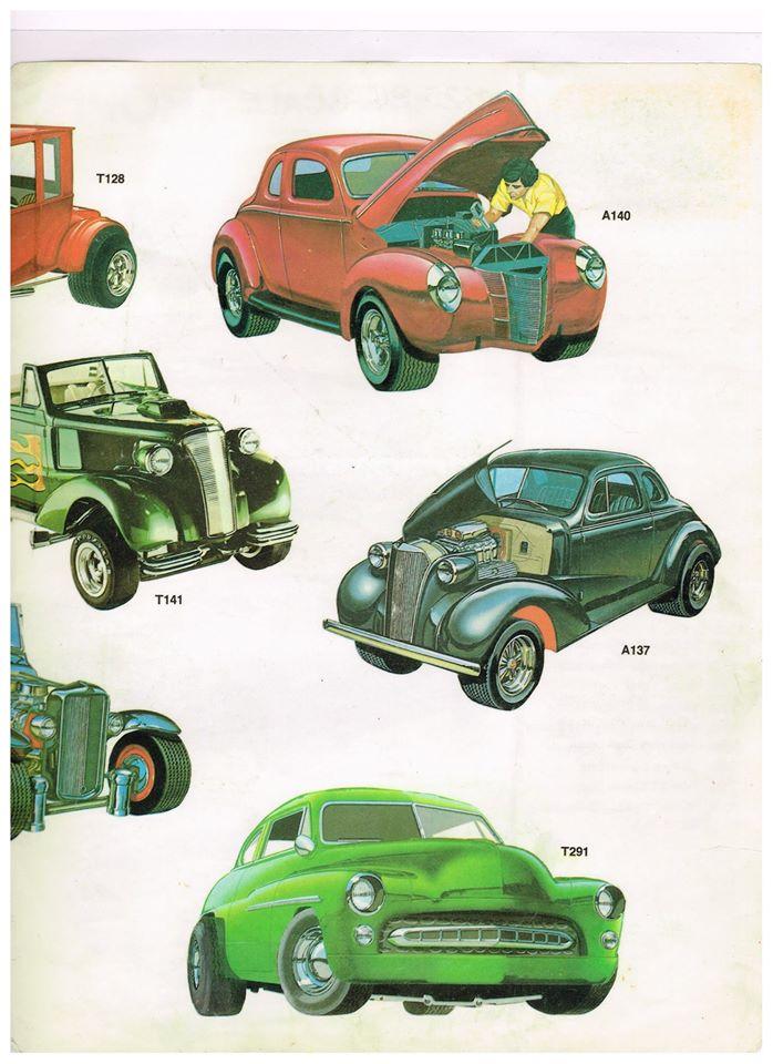 Vintage model kit ad - publicité - Page 2 12419110