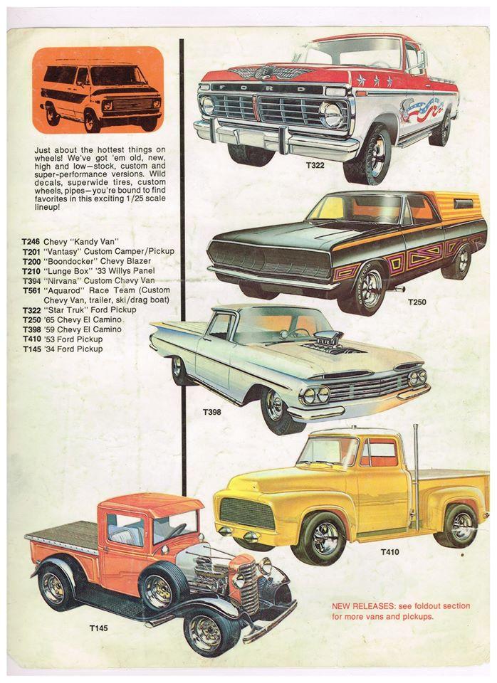 Vintage model kit ad - publicité - Page 2 12466310