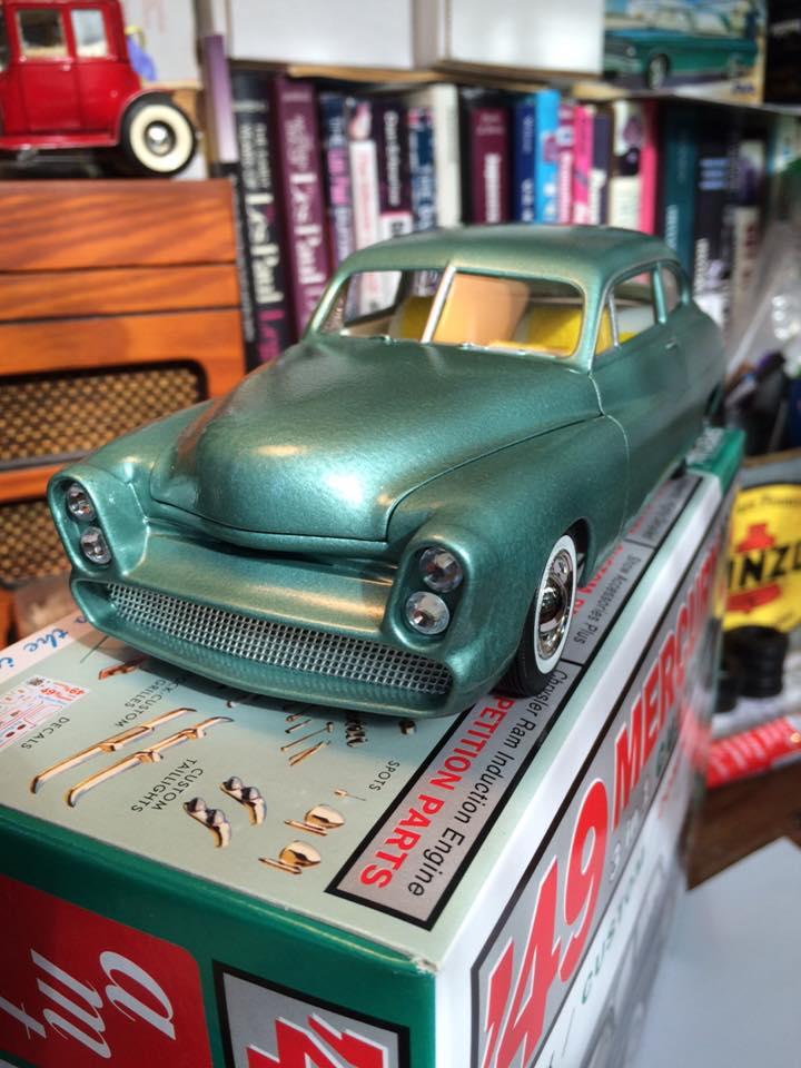 Vintage built automobile model kit survivor - Hot rod et Custom car maquettes montées anciennes - Page 4 12472710