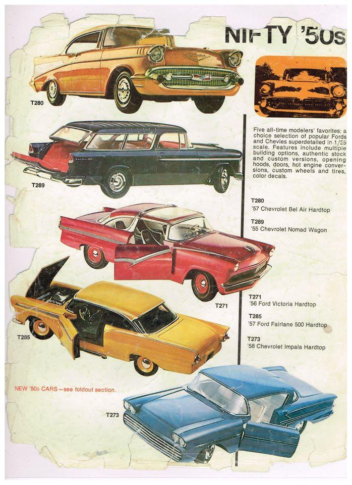 Vintage model kit ad - publicité - Page 2 12473710