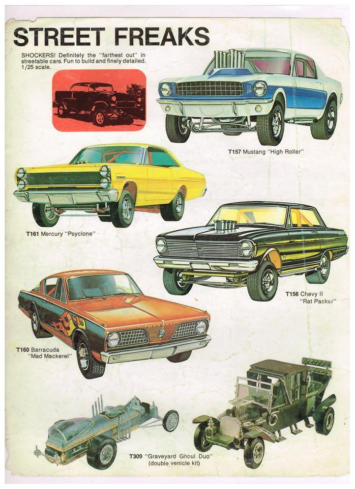 Vintage model kit ad - publicité - Page 2 12486010