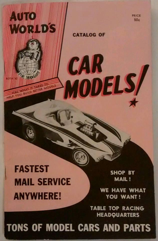 Vintage model kit ad - publicité - Page 2 12507210