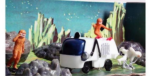 Jouets Spaciaux - Sci-Fi Toys 12670910
