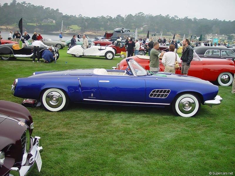 1954 Cadillac Pininfarina Roadster 12696510
