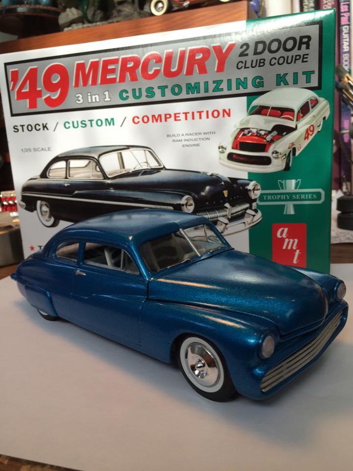 Vintage built automobile model kit survivor - Hot rod et Custom car maquettes montées anciennes - Page 4 12717610