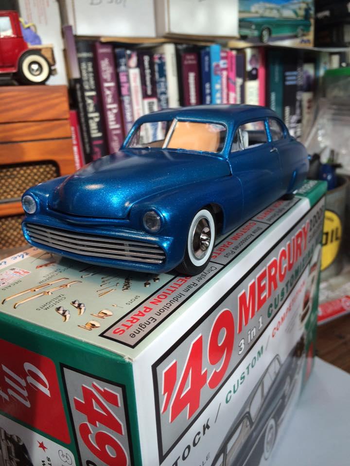 Vintage built automobile model kit survivor - Hot rod et Custom car maquettes montées anciennes - Page 4 12717810