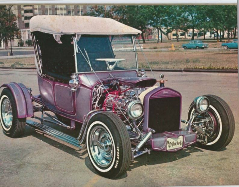 "Hot rod in street - Vintage pics - ""Photos rétros"" -  - Page 5 12717910"