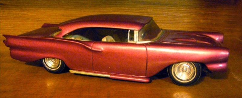 Vintage built automobile model kit survivor - Hot rod et Custom car maquettes montées anciennes - Page 4 12719310