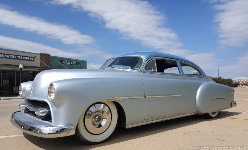 Chevy 1949 - 1952 customs & mild customs galerie - Page 22 12771511