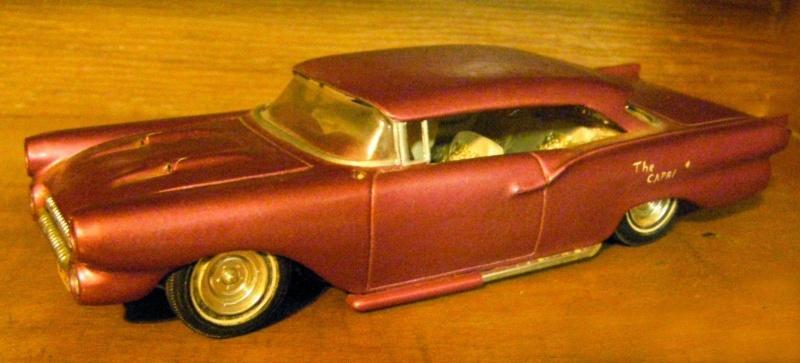 Vintage built automobile model kit survivor - Hot rod et Custom car maquettes montées anciennes - Page 4 12771512