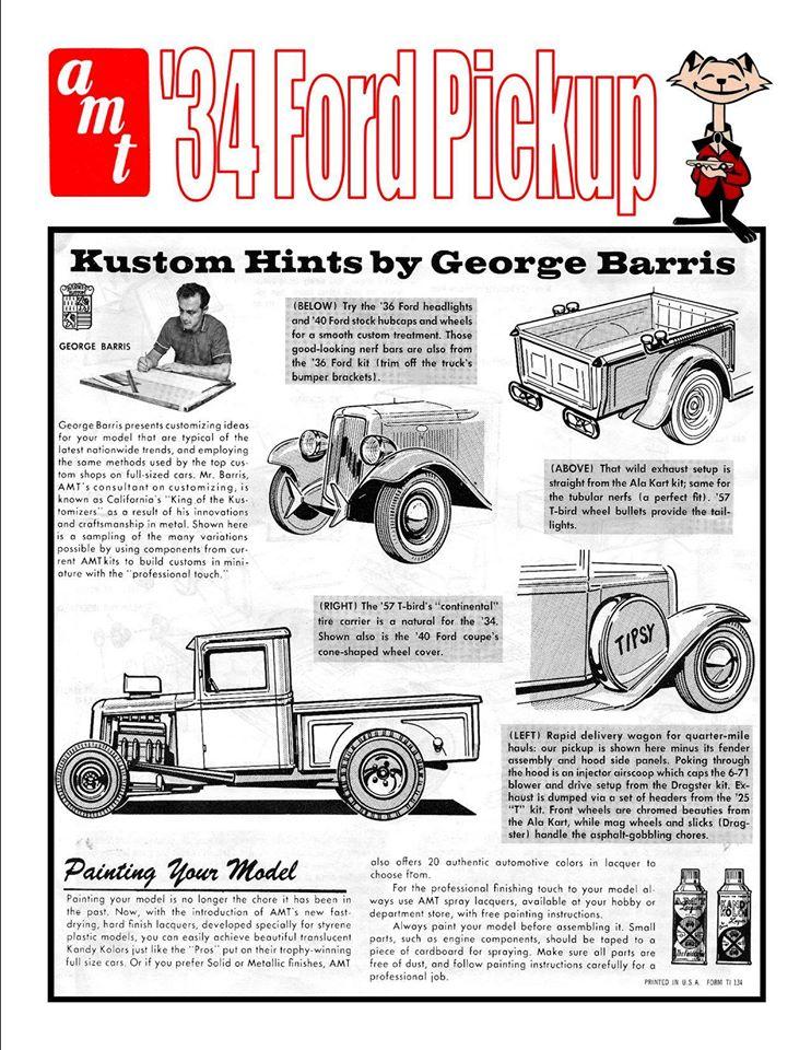 Vintage model kit ad - publicité - Page 2 12771710