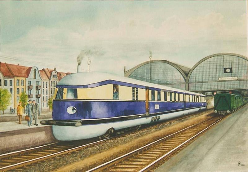 Locomotives et trains vintages - Page 3 12778711