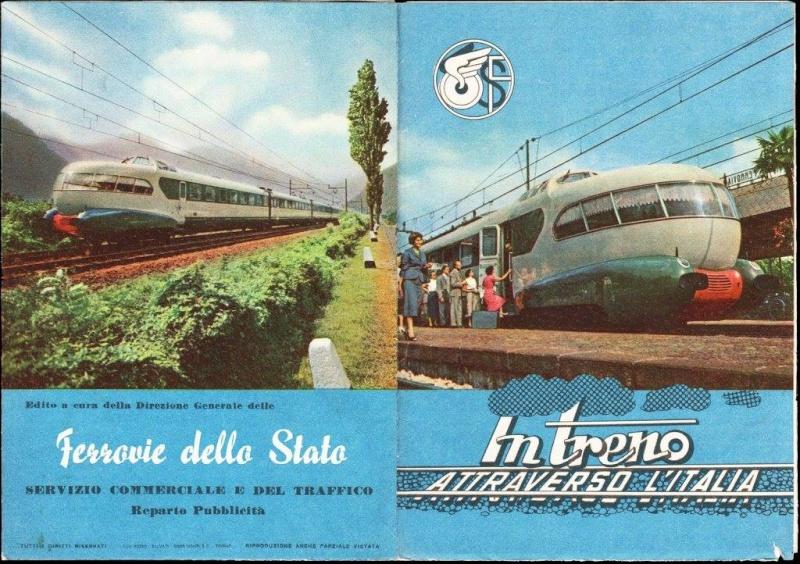 Locomotives et trains vintages - Page 3 12783611