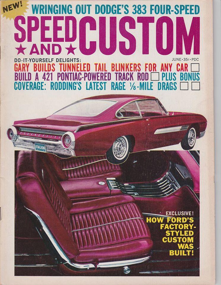 Ford Thunderbird 1961 - 1963 custom & mild custom - Page 4 12792115