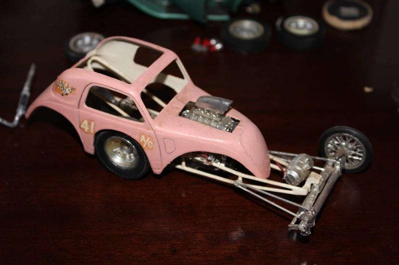 Vintage built automobile model kit survivor - Hot rod et Custom car maquettes montées anciennes - Page 4 12792311