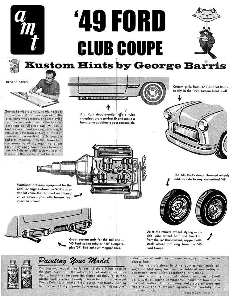Vintage model kit ad - publicité - Page 2 12794711