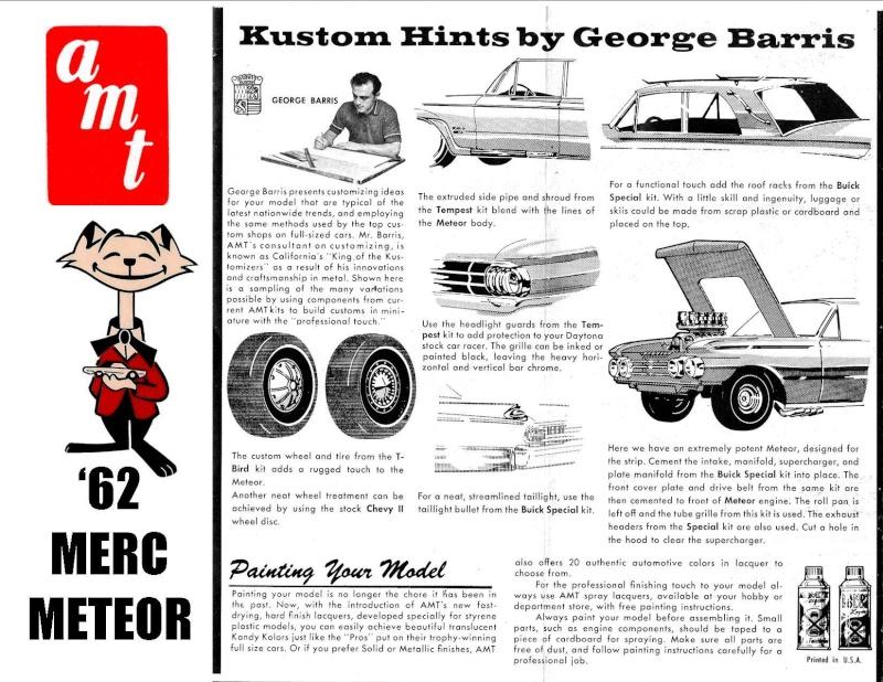 Vintage model kit ad - publicité - Page 2 12795112