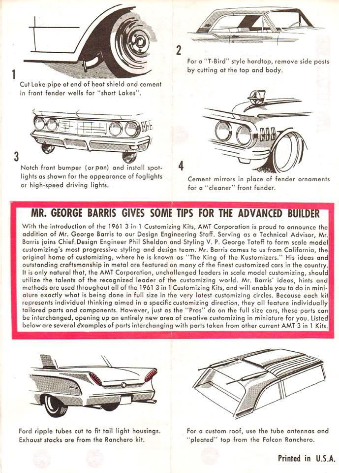 Vintage model kit ad - publicité - Page 2 12799310