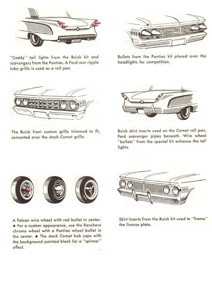 Vintage model kit ad - publicité - Page 2 12799311