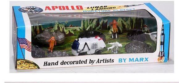 Jouets Spaciaux - Sci-Fi Toys 12801311