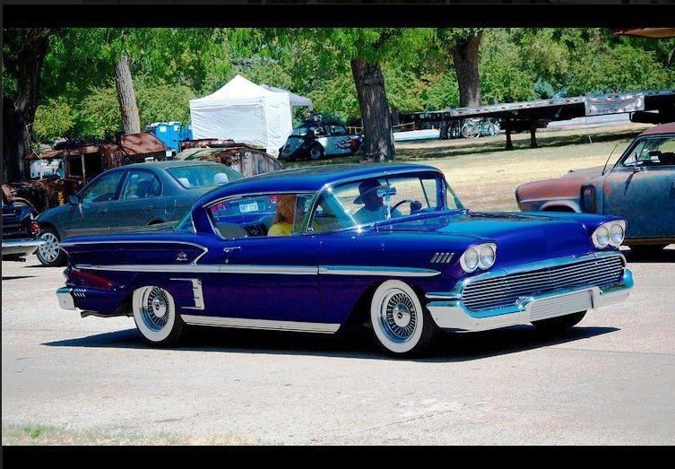 Chevy 1958 custom & mild custom - Page 7 12801612