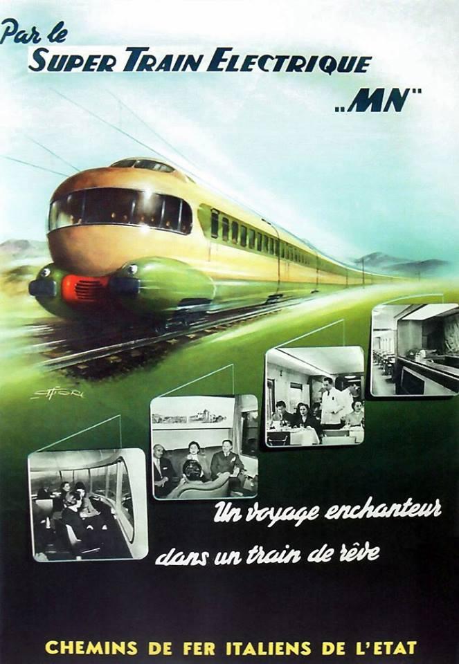 Locomotives et trains vintages - Page 3 12814010