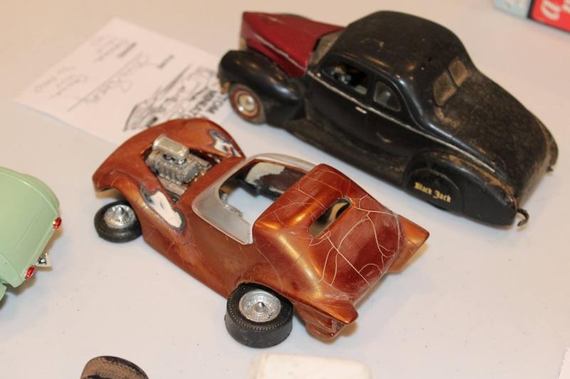 Vintage built automobile model kit survivor - Hot rod et Custom car maquettes montées anciennes - Page 4 12819110