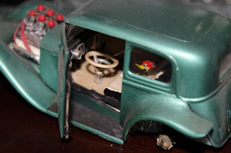 Vintage built automobile model kit survivor - Hot rod et Custom car maquettes montées anciennes - Page 4 12819211