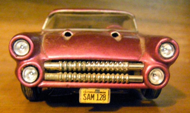 Vintage built automobile model kit survivor - Hot rod et Custom car maquettes montées anciennes - Page 4 12819310