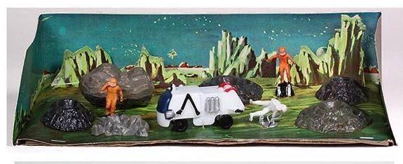 Jouets Spaciaux - Sci-Fi Toys 12821310