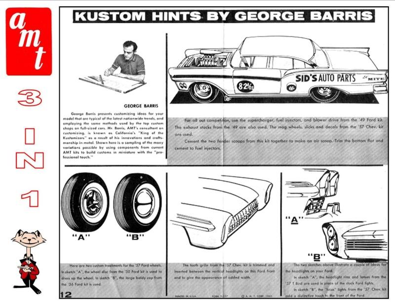 Vintage model kit ad - publicité - Page 2 12828310