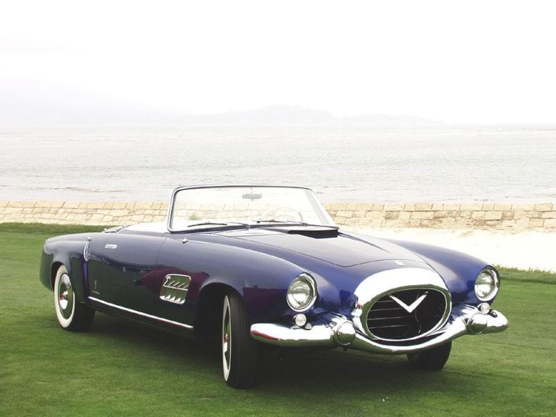 1954 Cadillac Pininfarina Roadster 12828910