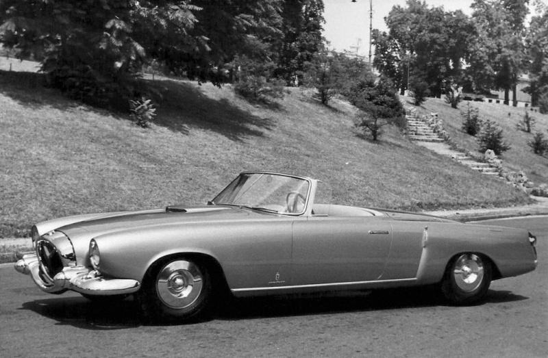 1954 Cadillac Pininfarina Roadster 12829111