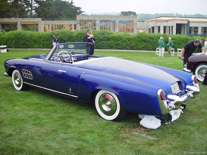 1954 Cadillac Pininfarina Roadster 12829210