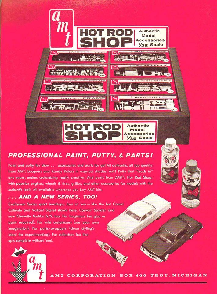 Vintage model kit ad - publicité - Page 2 12829410