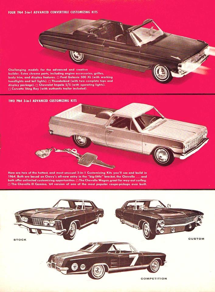Vintage model kit ad - publicité - Page 2 12832510