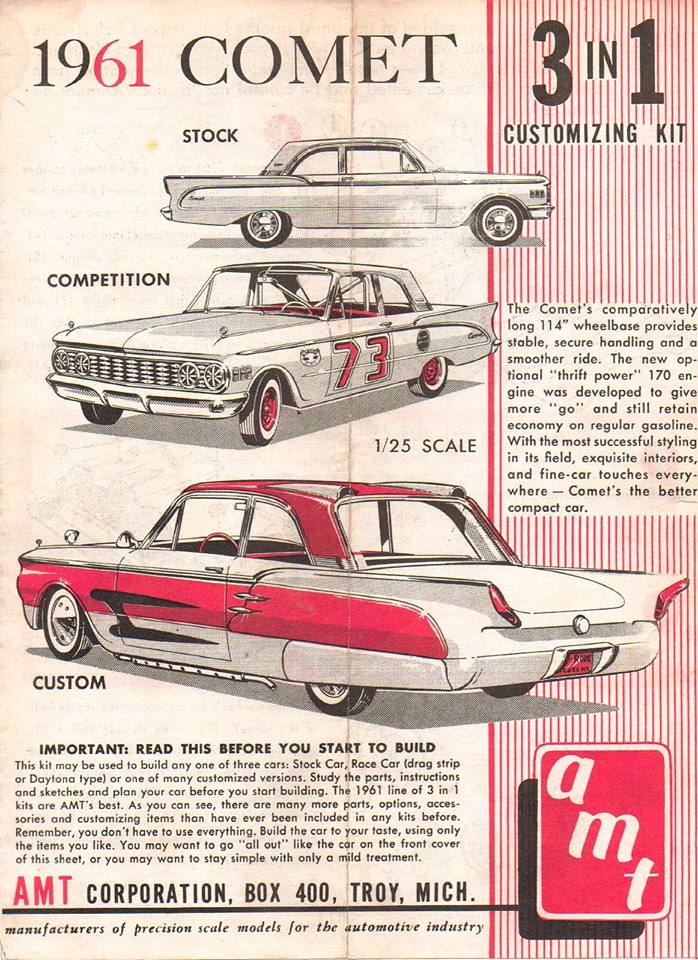 Vintage model kit ad - publicité - Page 2 19312810