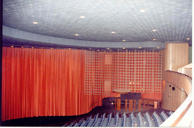 Cooper Cinerama - architect Richard Crowther - Denver USA -  245