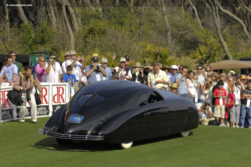 The 1938 Phantom Corsair 38-pha29