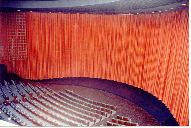 Cooper Cinerama - architect Richard Crowther - Denver USA -  429